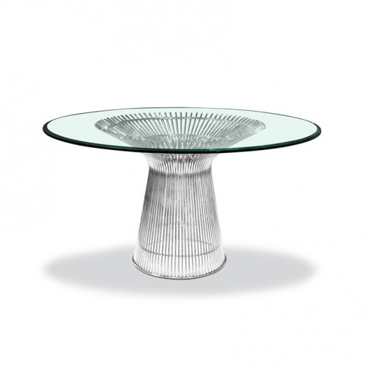 Platner dinning table