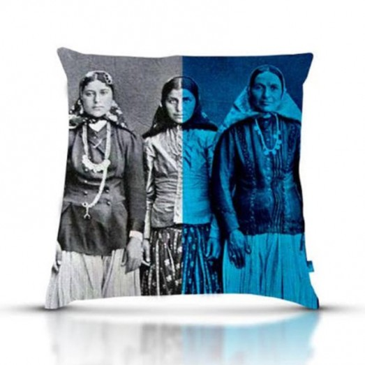 Ghaajar Harem cushion