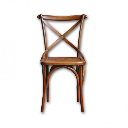 Polish wooden chair