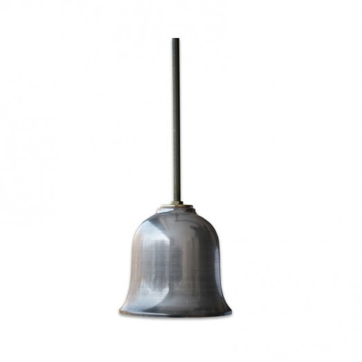 Black metal ceiling Lamp - small cap