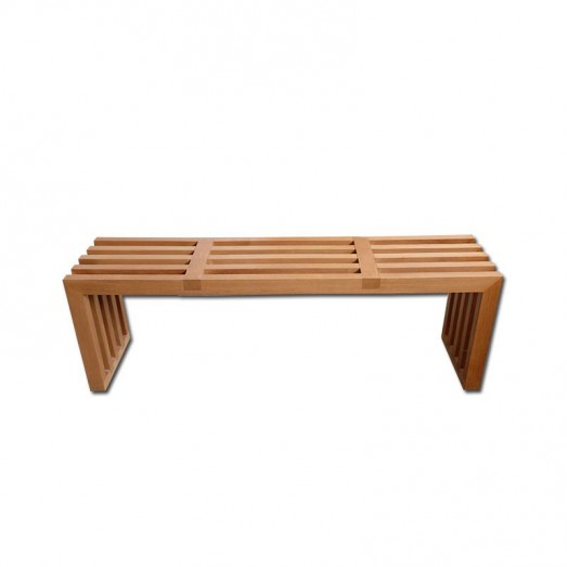 IZM wooden bench