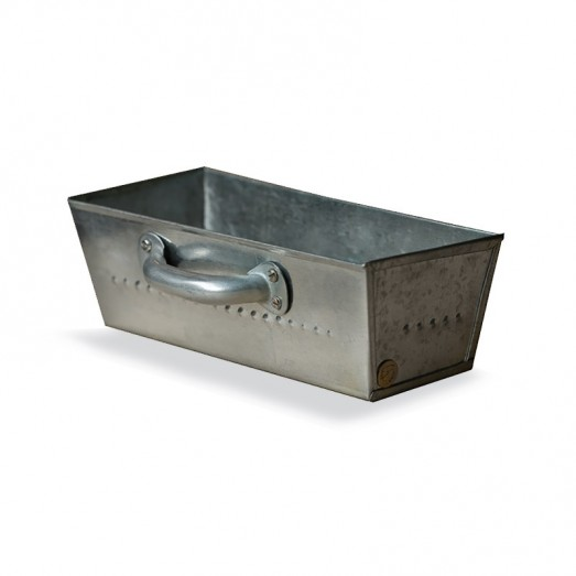 (Galvanized Rectangle Container